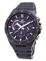 Relógio Casio Edifice EFR-563DC-1AV EFR563DC-1AV cronógrafo analógico
