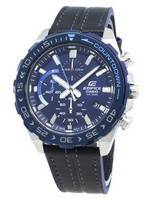 Casio Edifice EFR-566BL-2AV EFR566BL-2AV Chronograph Quartz Men's Watch