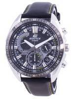 Casio Edifice Chronograph Quartz EFR-570BL-1A EFR570BL-1A 100M Men's Watch