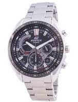 Casio Edifice EFR-570DB-1AV Quartz Chronograph Men's Watch