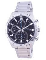 Casio Edifice Standard Chronograph Quartz EFR-571D-1A EFR571D-1 100M Men's Watch