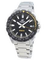 Casio Edifice EFV-120DB-1AV EFV120DB-1AV Quartz Men's Watch