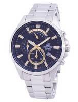 Casio Edifice Retrograde Chronograph Quartz EFV-530D-2AV EFV530D-2AV Men's Watch