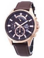 Relógio Casio Edifice EFV-530GL-5AV cronógrafo padrão de quartzo para homem