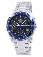 Casio Edifice Chronograph Quartz EFV-540D-1A2 EFV540D-1A2 Men's Watch