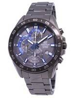Casio Edifice Chronograph Quartz EFV-550GY-8AV EFV550GY-8AV Men's Watch