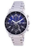 Casio Edifice Standard Chronograph Quartz EFV-600D-2A EFV600D-2 100M Men's Watch