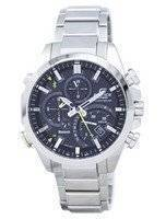 Casio Edifice Bluetooth Smartphone Link Dual Time Tough Solar EQB-501D-1A EQB501D-1A Men's Watch