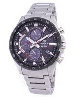 Relógio Casio Edifice Chronograph Solar EQS900DB-1AV EQS-900DB-1AV