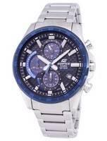 Relógio Casio Edifice Solar Cronógrafo EQS-900DB-2AV EQS900DB-2AV Men