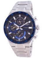 Relógio Casio Edifice EQS-920DB-2AV de homem com cronógrafo de quartzo