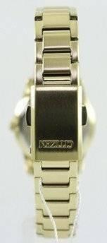 22d3e2b5880 Relógio Citizen Quartz Gold Tone ER0182-59A feminino pt