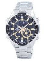 Casio Edifice Chronograph Tachymeter Analog Digital ERA-600D-1A9V ERA600D-1A9V Men's Watch