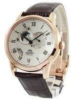東方自動太陽和月亮集合 FET0T001W0 ET0T001W 男裝手錶