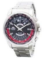 Orient Automatic Multi Year Calendar World Time EU0B001B Men's Watch