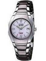 Citizen Eco-Drive Titanium EW1130-56A EW1130 Ladies Watch