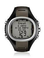 Polar Fitness Training Heart Rate Monitor Watch F55