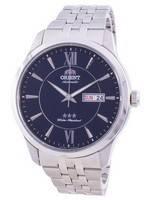 Orient Tri Star Blue Dial Automatic FAB0B001D9 Men's Watch