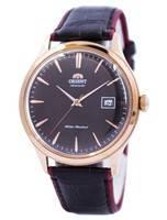 Orient Bambino Versão 4 Clássico Automático FAC08001T0 AC08001T Relógio Masculino