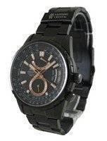 Orient Automatic Dual Time FDH01001B0 FDH01001B DH01001B Men's Watch
