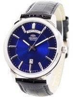 Orient Classic Automatic Blue Dial FEV0U003D Men's Watch