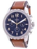 Fossil Bowman Chronograph Quartz FS5602 Men's Watch