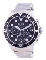 Fossil FB-03 Chronograph Stainless Steel Quartz FS5725 100M Men's Watch