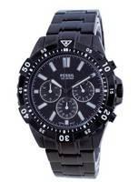 Fossil Garrett Stainless Steel Chronograph Quartz FS5773 100M Men's Watch