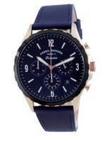 Fossil Forrester Chronograph Leather Quartz FS5814 Men's Watch