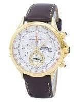 Orient Chronograph Tachymeter Alarm Quartz FTD0T001N0 Men's Watch