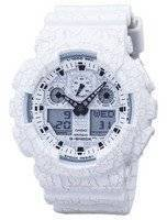 Casio G-Shock Shock Resistant World Time Analog Digital GA-100CG-7A GA100CG-7A Men's Watch