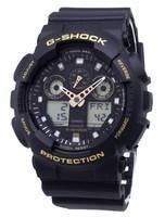 G-Shock Casio GA-100GBX-1A9 GA100GBX-1A9 Analógico Digital 200M Men Watch