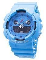 Casio G-Shock GA-100RS-2A GA100RS-2A Chronograph 200M Men's Watch