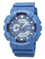 Casio G-Shock Analog Digital GA-110DC-2A GA110DC-2A Men's Watch