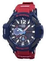 Casio G-Shock GRAVITYMASTER Shock Resistant World Time GA-1100-2A GA1100-2A Men's Watch