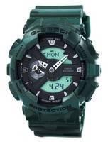 Relógio Casio G-Shock camuflagem série GA-110CM-3A masculina