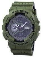 Casio G-Shock Shock Resistant World Time Alarm Analog Digital GA-110LP-3A GA110LP-3A Men's Watch