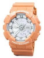 Casio G-Shock Orange Analog Digital GA-110SG-4A GA110SG-4A Men's Watch