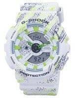 Casio G-Shock Sport Shock Resistant World Time Analog Digital GA-110TX-7A GA110TX-7A Men's Watch