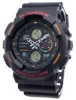 Casio G-Shock GA-140-1A4 Shock Resistance Quartz 200M Men's Watch