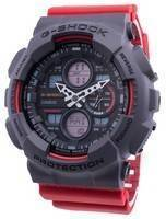 Casio G-Shock GA-140-4A Shock Resistance Quartz 200M Men's Watch