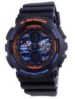 Casio G-Shock City Analog Digital Diver's GA-140CT-1A GA140CT-1 200M Men's Watch