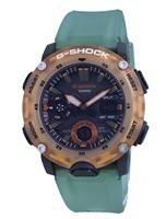 Casio G-Shock Special Colour Analog Digital GA-2000HC-3A GA2000HC-3 200M Men's Watch