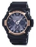 Relógios Casio G-Shock Rosa Dourada Acentuada GA-200RG-1A GA200RG-1A