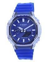 Casio G-Shock Limited Edition Hidden Coast Special Colour Analog Digital GA-2100HC-2A GA2100HC-2 200M Men's Watch