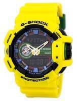 Casio G-Shock Analog-Digital Multi-Color GA-400-9A GA400-9A Men's Watch