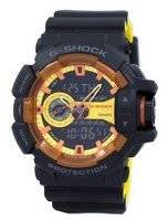 Casio G-Shock Shock Resistant Analog Digital GA-400BY-1ADR GA400BY-1ADR Men's Watch