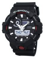 Relogio Casio G-Shock Iluminador Analógico Digital GA-700-1A GA700-1A Men