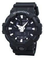 Casio G-Shock Analog Digital GA-700-1B GA700-1B Men's Watch