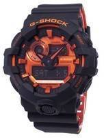 Casio G-Shock GA-700BR-1A GA700BR-1A Illuminator Quartz Analog Digital 200M Men's Watch
